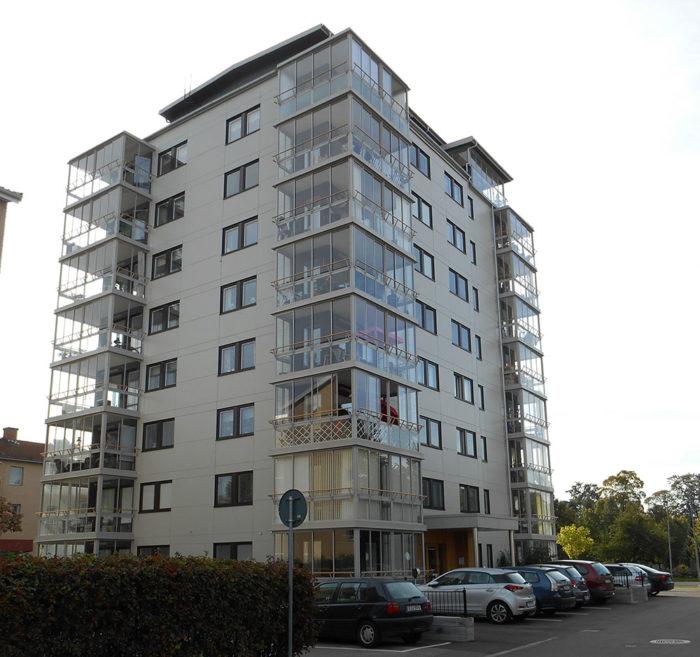 Väduren 4 - Karlstadhus